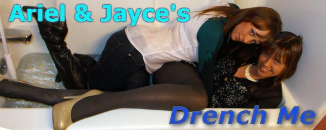 Store Logo Ariel n Jayce`s Drench Me